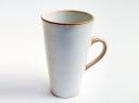 Cream latte mug